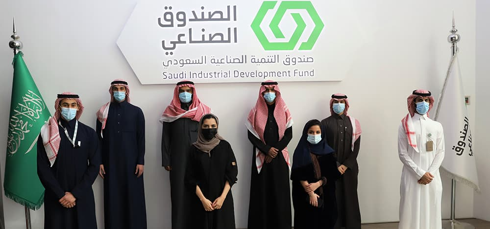 Riyadh, Kingdom of Saudi Arabia, March 2, 2021: The global leader in low-carbon energy and services, ENGIE, and the Saudi Industrial Development Fund (SIDF) welcomed the first trainees of the 2021 ENGIE Saudi Knowledge Sharing Training Program.