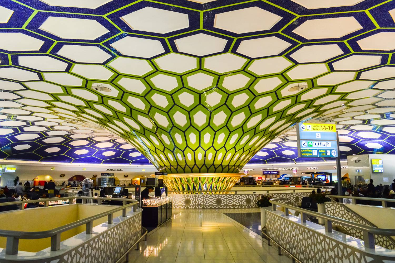 Abu Dhabi International Airport 3