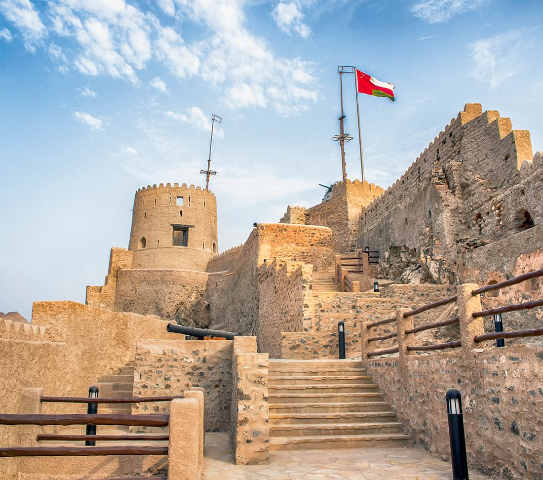 Our Experience-oman