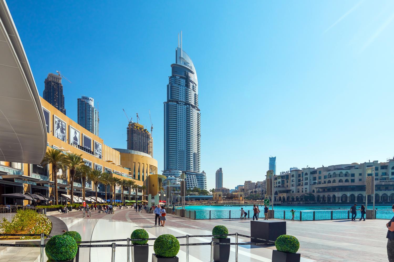 Dubai Mall 1