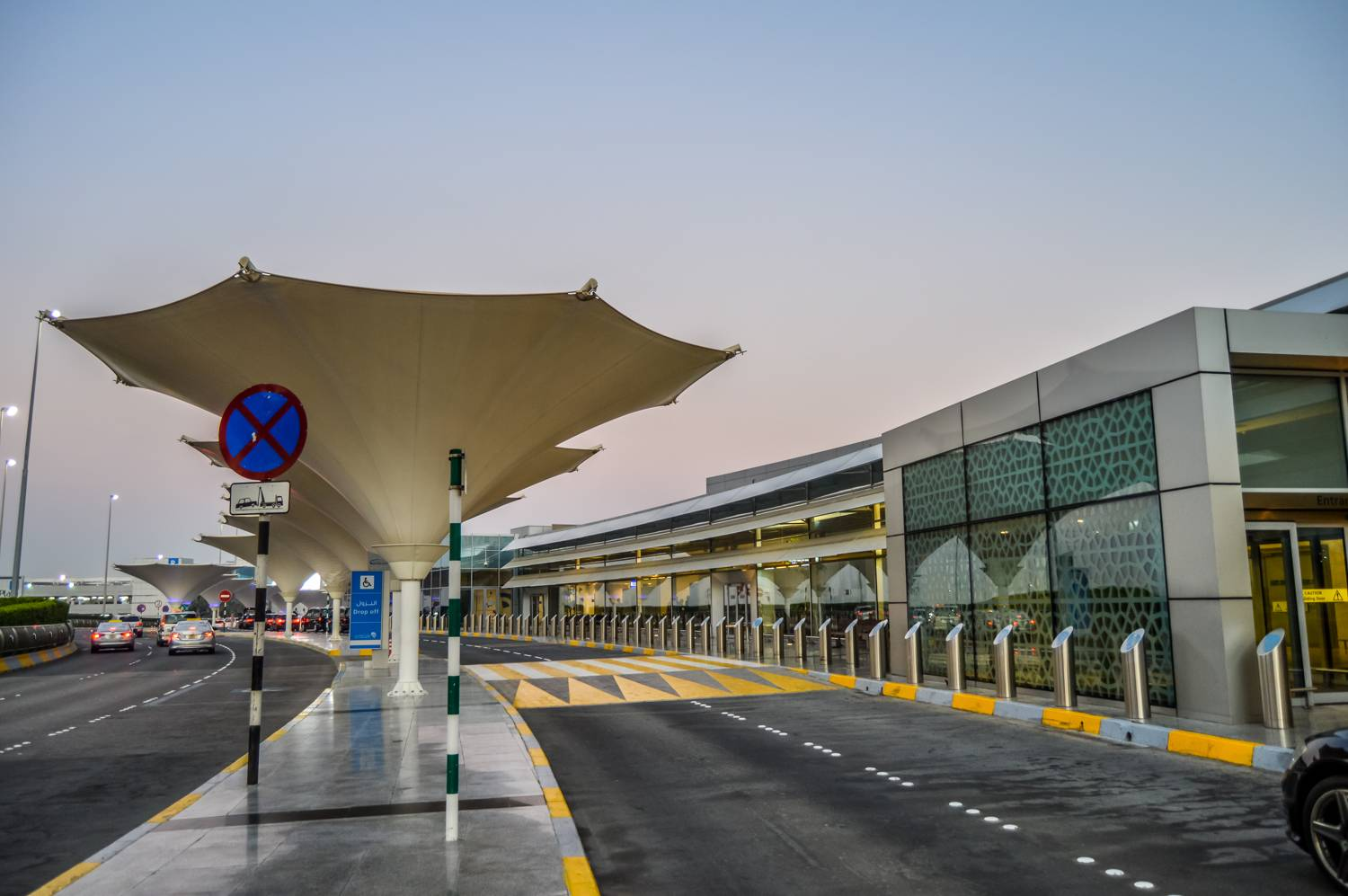 Abu Dhabi International Airport 1