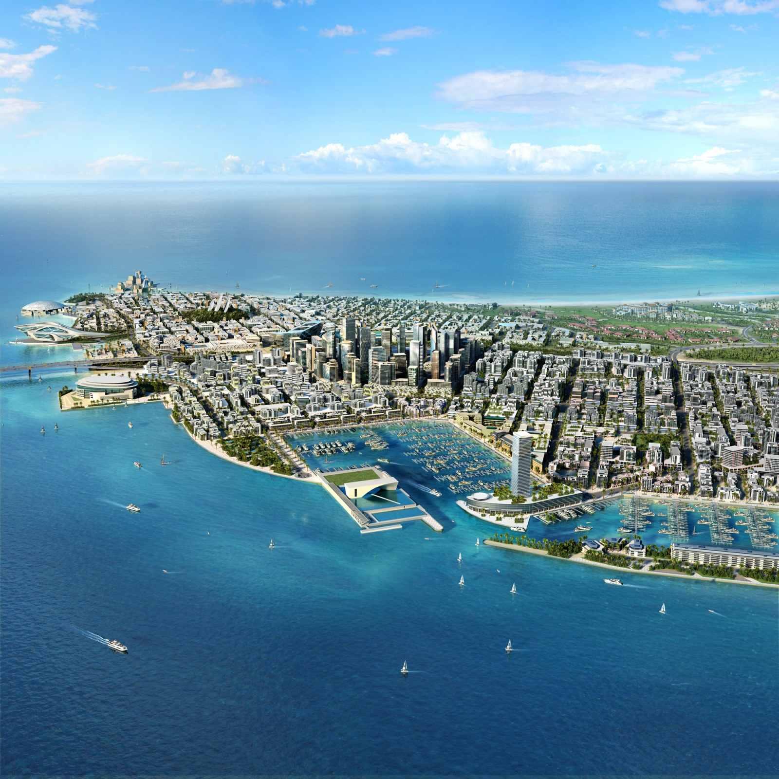 Al Raha Shams Saddiyat Island 1
